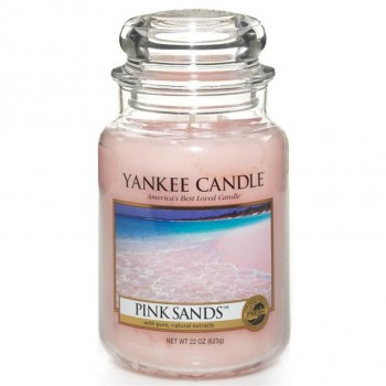 BOUGIE YANKEE CANDLE PINK...