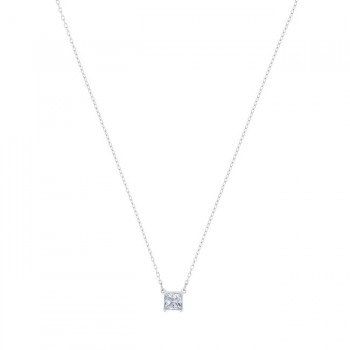 COLLIER ATTRACT, BLANC,...