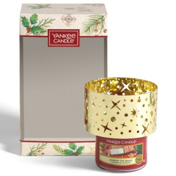 AW20 1 SMALL JAR CANDLE &...