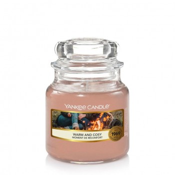 WARM AND COSY SMALL JAR...
