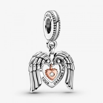 CHARM PENDENT AILES D ANGE...