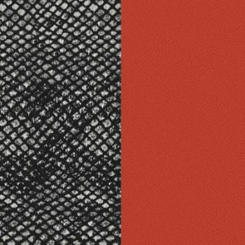 CUIR 25MM BRIQUE/REPTILE