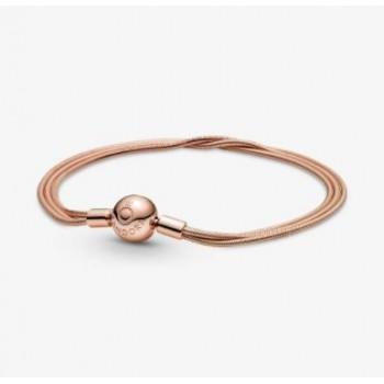 Bracelet 18 Maille Serpent...
