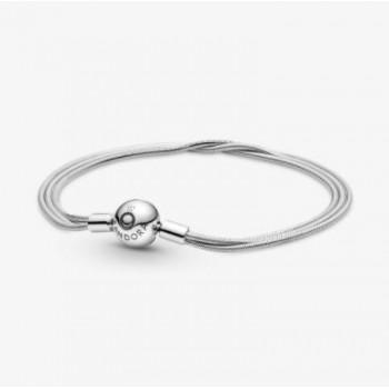 Bracelet 16 Maille Serpent...